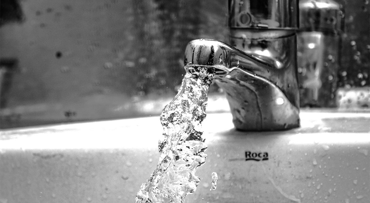 how hot is the hot water from your tap